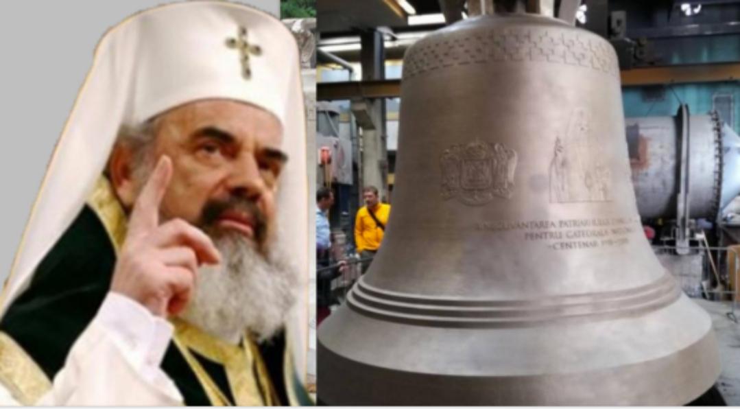 """Daniel explică de ce a fost transferat Pimen la București: """"De la Suceava nu se aude clopotul vindecător de 500.000 de euro!"""""""