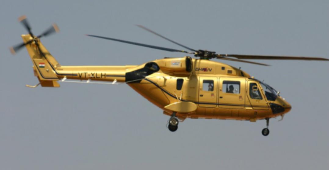 Elicopterul Mântuirii Neamului!