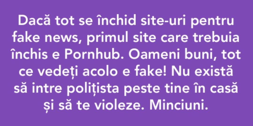 #mințiți poporul