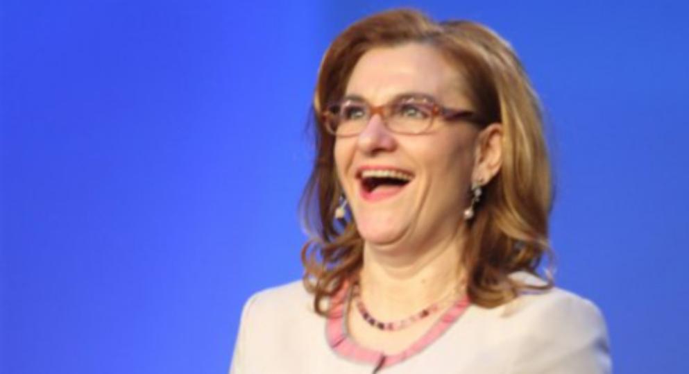 """Maria Grapini, elogiată în Parlamentul European: """"Efrumoasă ca Ciorbea și deșteaptă ca Viorica!"""""""