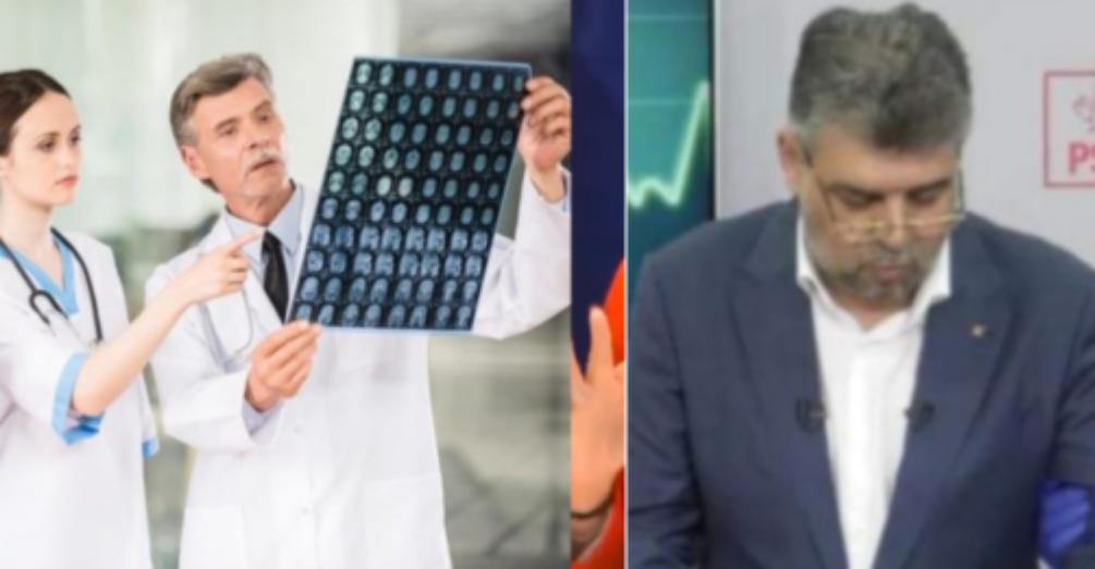"""Doctorii explică de ce i s-a făcut rău lui Ciolacu: """"A mâncat rahat expirat, de pe vremea lui Dragnea!"""""""