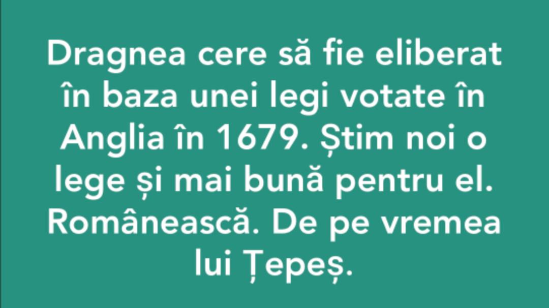 #Țepeș-doamne