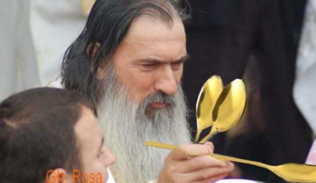 La cați bani are, Teodosie ar putea utiliza lingurițe de aur de unică folosință
