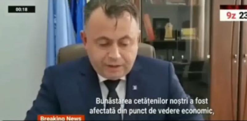 Nelu Tătaru va reprezenta România la olimpiada de engleză - faza pe Covid!