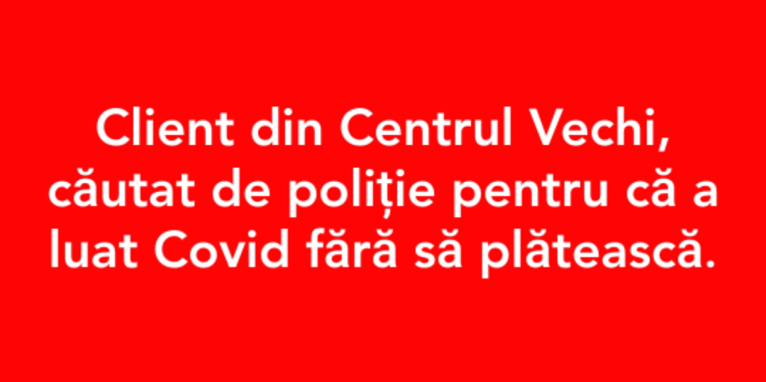 #hotii de covid