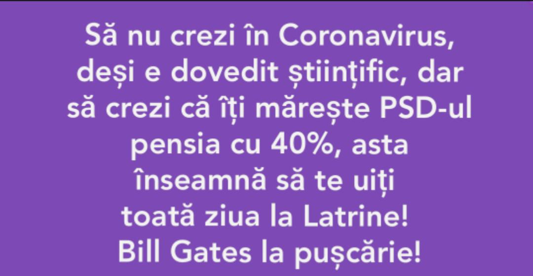 #bill gates taie pensiile!