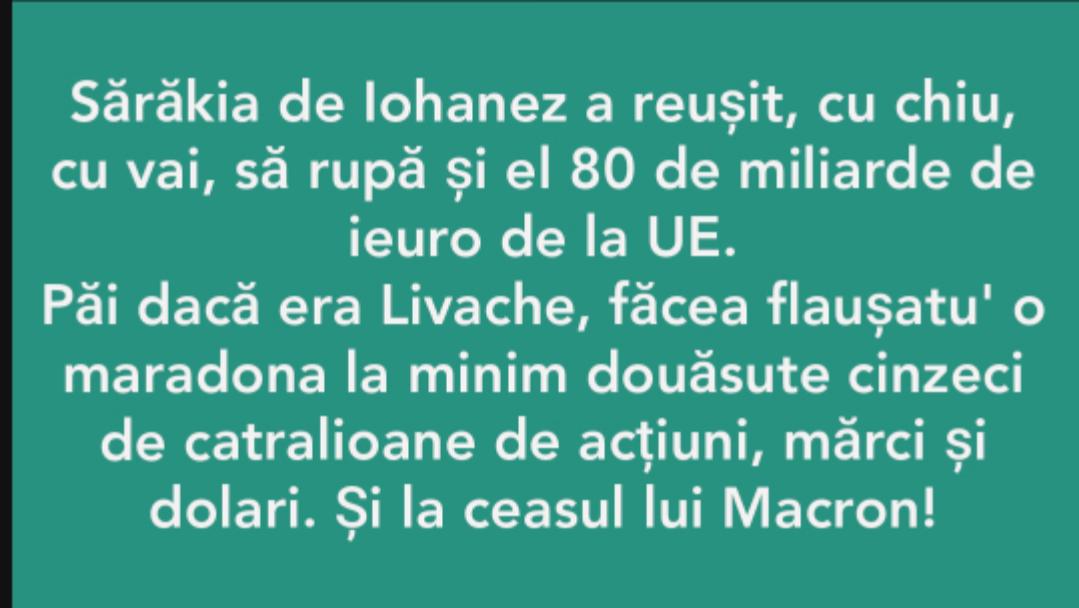 #iohanez-la-puscarie!