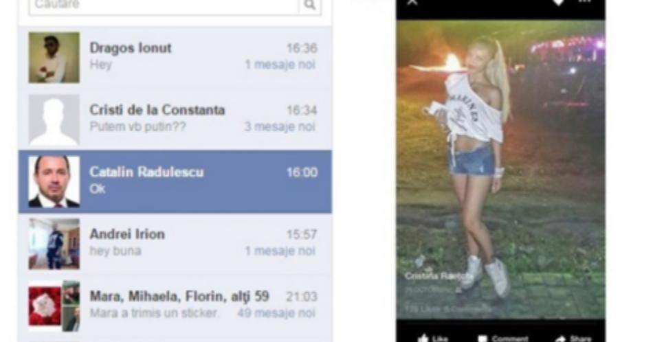 Deputatul Cătălin Mitralieră agață tinere pe Facebook mințindu-le că are apă caldă!