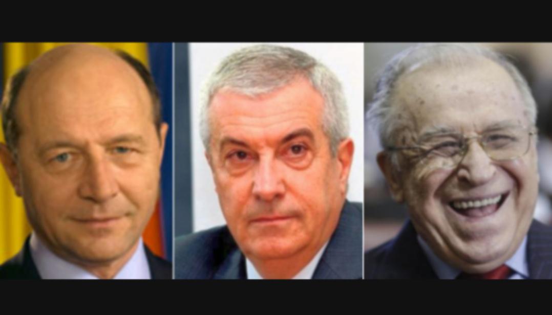 Băsescu candidează la Primăria Capitalei, Tăriceanu la fel... Poate se ambiționează și Iliescu!