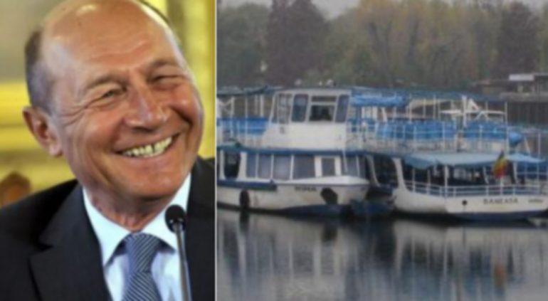 Dacă ajunge Băse primar, rămânem și fără cele două vaporașe din Herăstrău!