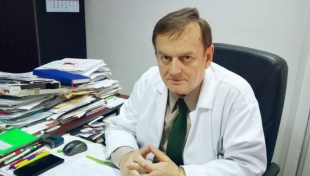 Șeful clinicii de Neurologie de la Spitalul Universitar a murit de COVID. Dr. Garcea e bine-sănătos, mulțumim de întrebare