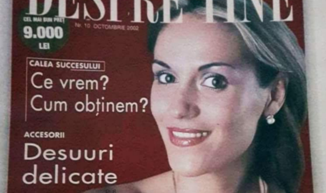 """Fierea în 2002: """"Decât politician, mai bine casnică!"""" Încă 11 zile și se rezolvă!"""