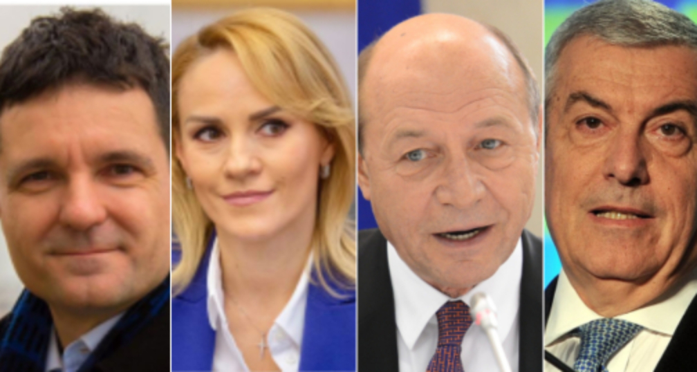 Ultimul sondaj: Nicușor Dan 42%, Gabriela Firea 39%, Traian Băsescu 40 de grade și Tăriceanu 5 neveste!