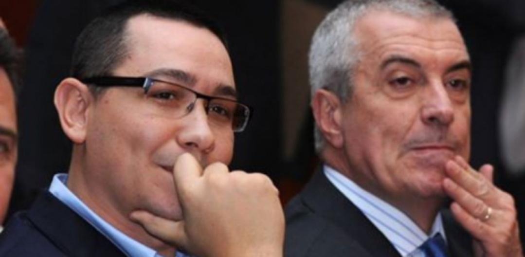 Oricât de nemulțumiți am fi de alegeri, să le mulțumim totuşi românilor că ne-au scăpat de ciumăfăile astea două!