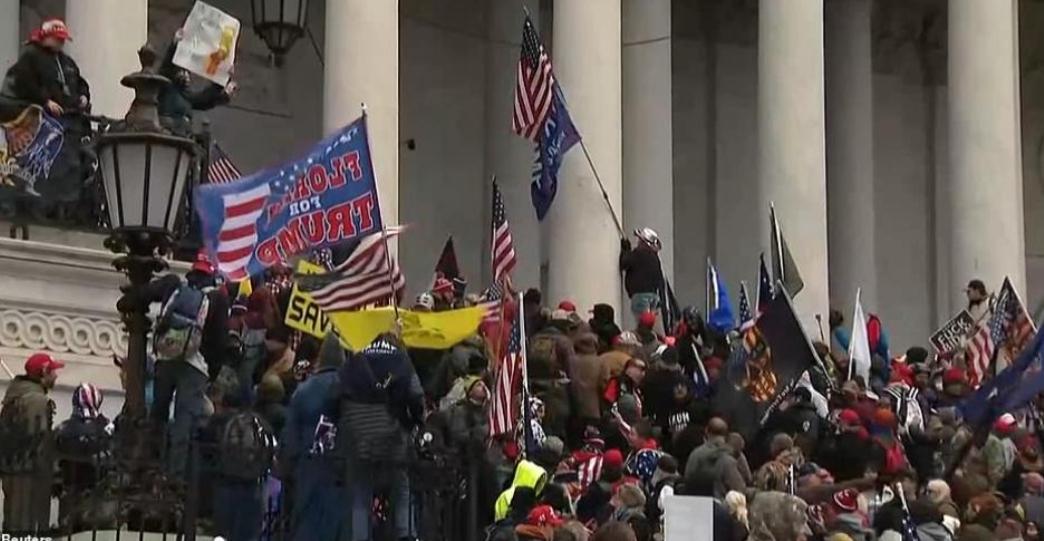 România va trimite americanilor 50 de procurori ca sa-i ajute la tergiversarea dosarului violențelor de la Capitoliu!