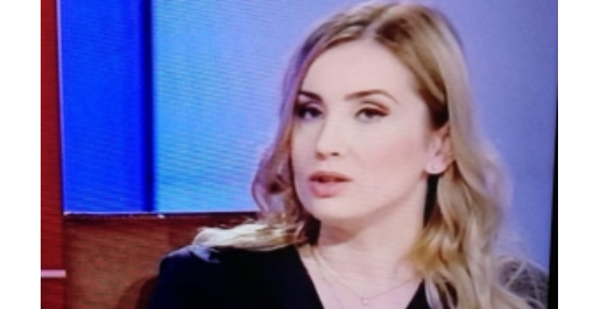 """Irina Tănase: """"Liviu Dragnea e torturat în închisoare: îi pun un milion de euro în față și îi leagă mâinile ca să nu îl poată fura!"""""""