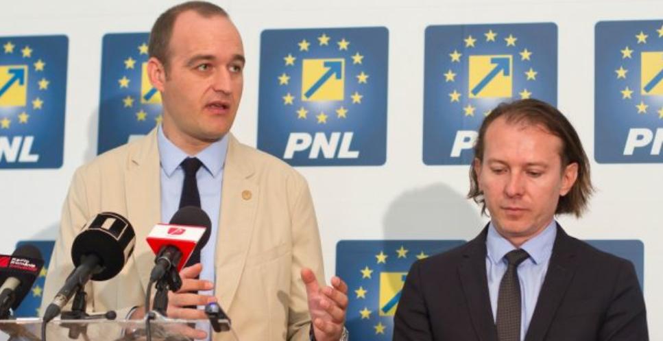 Cîțu l-a pus ministru la Finanțe pe Dan Vîlceanu, fost șef la tineretul PSD. Hai USL!