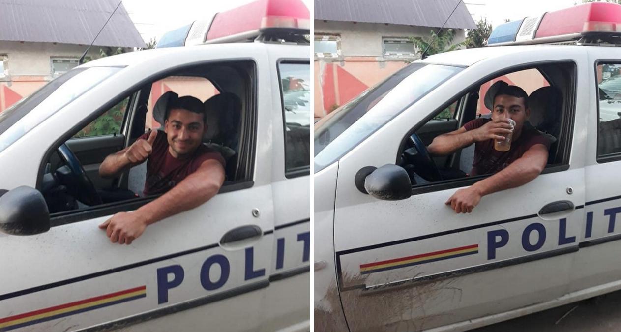 Undeva în Teleorman: viitorul Liviu Dragnea tocmai a arestat poliția!