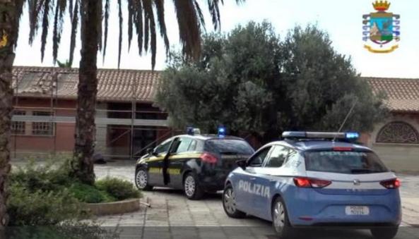 Poliția din Italia a confiscat proprietățile mafiei. Hai și la Teleorman!