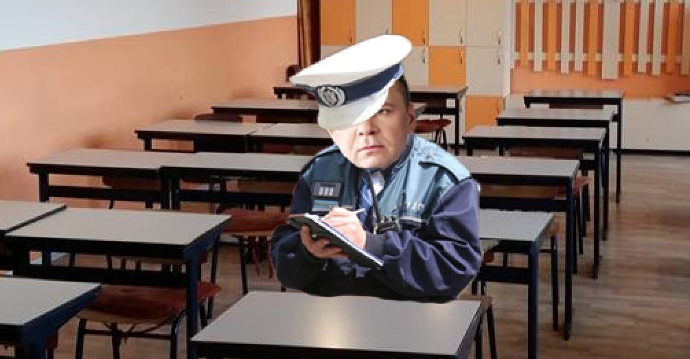 Polițiștii se vor putea pensiona imediat după ce au luat BAC-ul, dacă au 40 de ani!