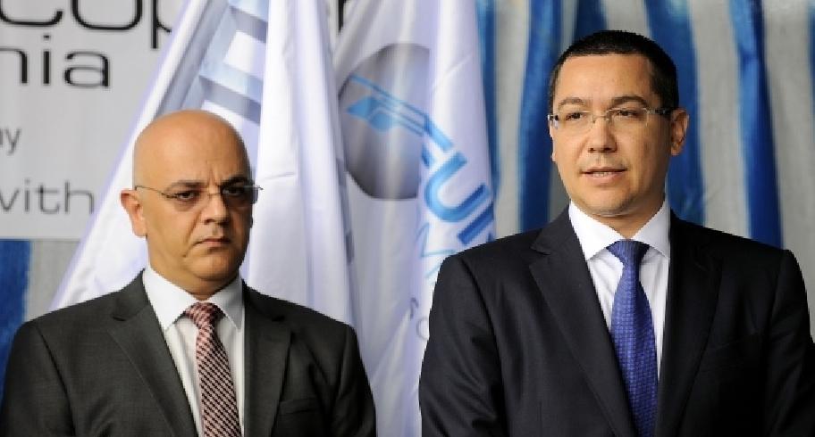 Ponta îl propune pe Arafat premier, ca să se ocupe de coronavirus. Am vrea dacă se poate şi pe Bănicioiu ministru al Sănătății!