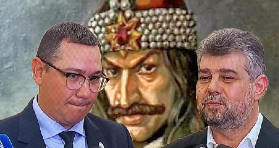 Dragi politicieni, nu îl mai pomeniți pe Țepeș în discursuri, că dacă trăia în zilele noastre vă băga țeapa în kur la toți!