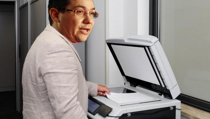 Alertă: Ponta a spart sediul DNA și a început să copieze dosarul lui Dragnea DIN PASIUNE!