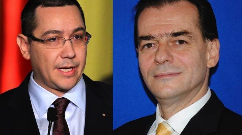 Ponta l-a făcut bețiv pe Orban. Să-i spună cineva că din beție te mai trezești, dar când ești prost bei zeamă de varză degeaba!