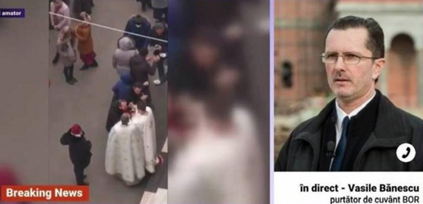 S-a aflat de ce s-au infectat popii de la biserica din Bucureşti: lingurița era chinezească!
