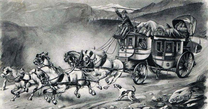 Pe ruta Arad - București va fi reintrodus poștalionul. Face mai puțin decât CFR-ul și nici nu deraiază!