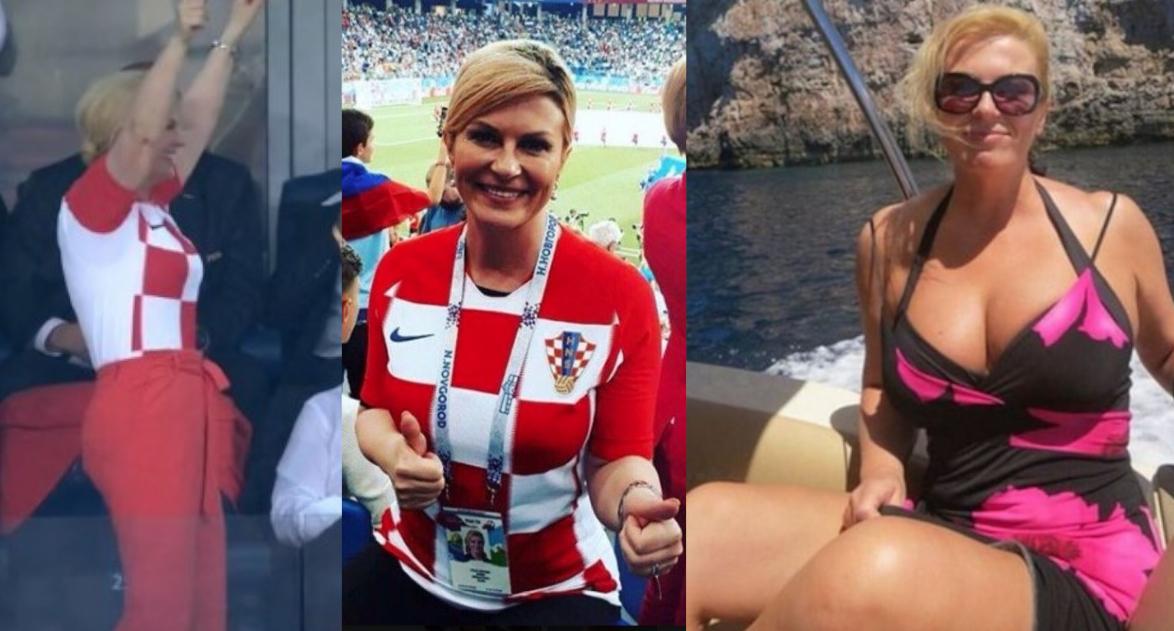 Președinta Croației. Cu cine țineți în finală?