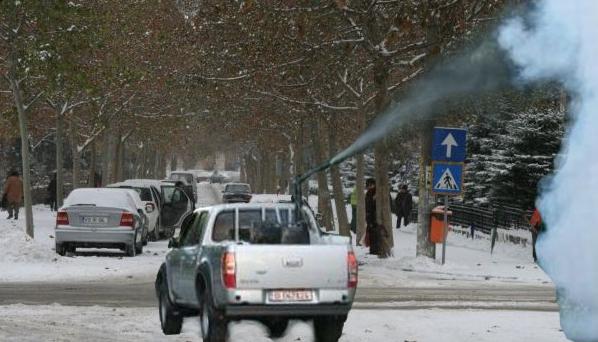 Primăria reacționează la venirea iernii: Începe campania de combatere a țânțarilor!