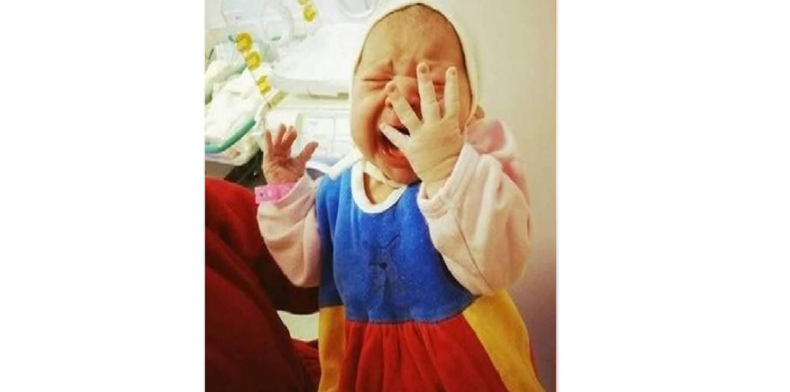 Copilul Centenarului, primul copil născut azi. Pe 1 Decembrie 2038 va fi în Italia