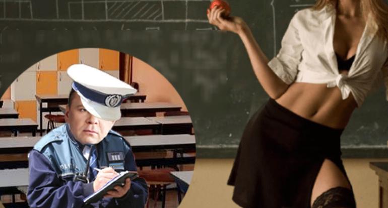 Profesoară arestată pentru căîși hărțuia sexual elevul de clasa a 7-a (polițist, 35 de ani)