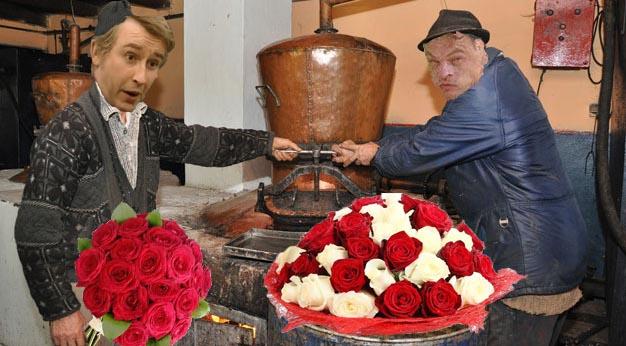 Profesorii din Vaslui au făcut azi trandafiratădin buchetele de flori primite în prima zi de şcoală!