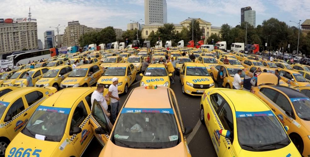 Taximetriștii să facă și un protest ca să nu mai ia ITP-ul pe șpagă
