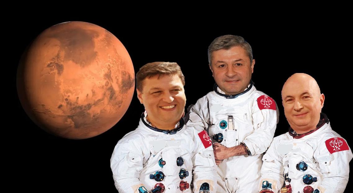 PSD va trimite un echipaj pe Marte. În Costa Rica și Madagascar nu se mai simt în siguranță!