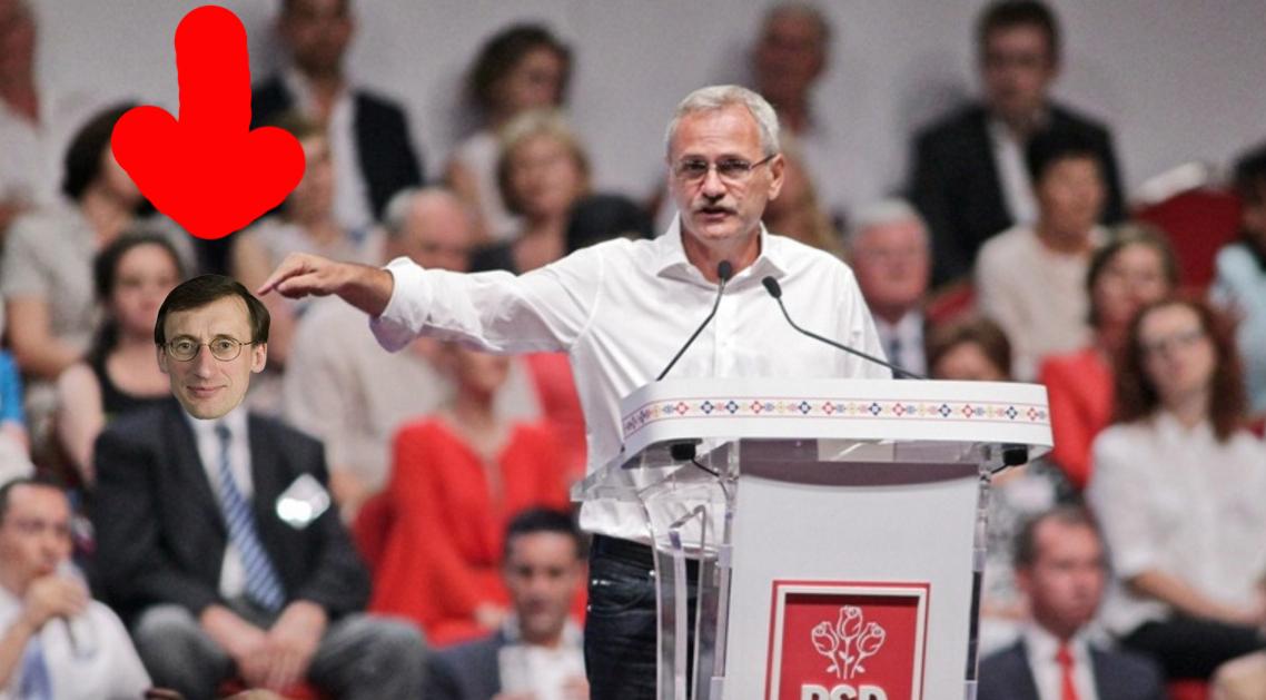 Un PSD-ist a fost dat afară din partid pentru că avea față de om cinstit!
