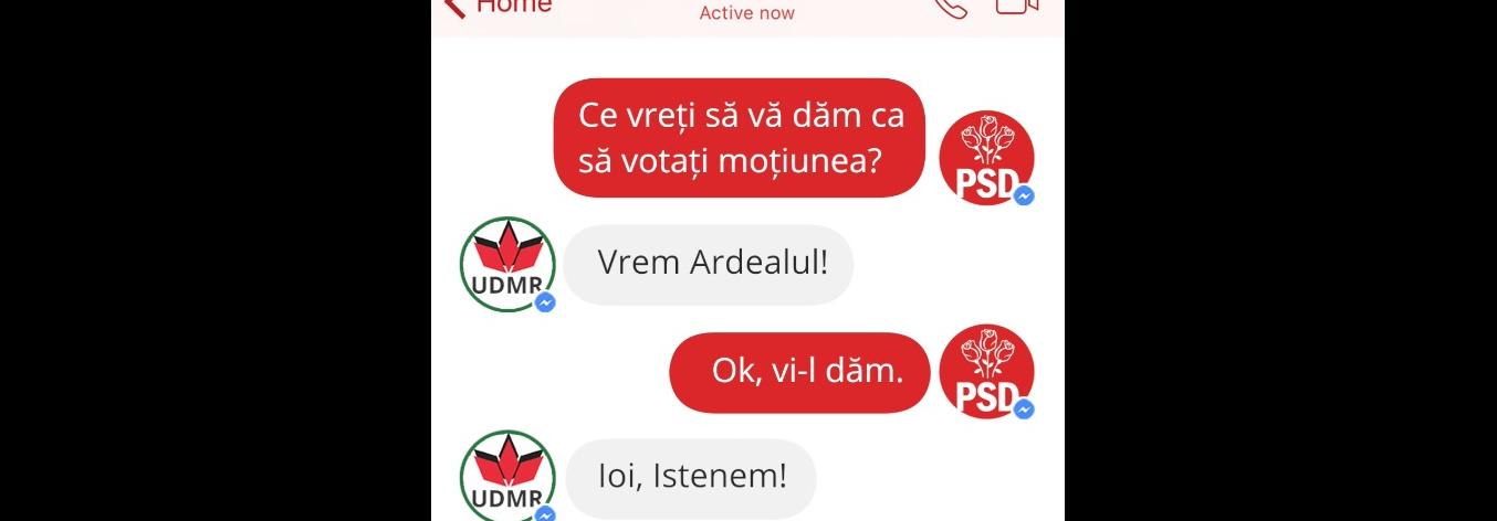 Incredibil cum au eșuat negocierile dintre PSD și UDMR!