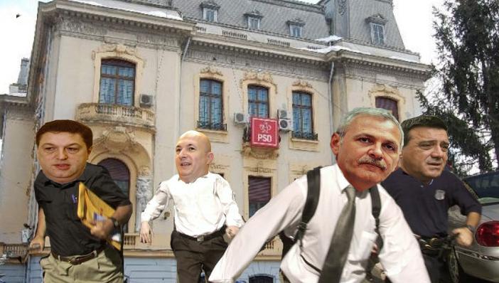 """O ședință PSD s-a spart brusc după ce cineva a strigat la mișto """"DNA-ul!"""""""