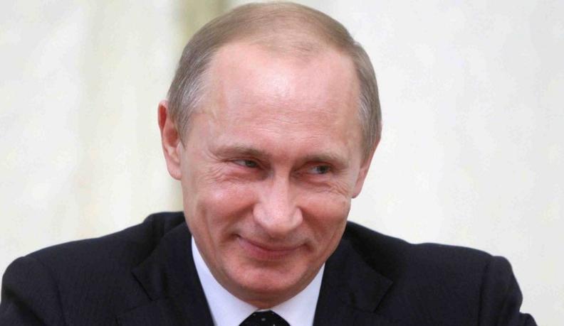 Putin are șapte contracandidați în cursa prezidențială… Scuzați! Șase… cinci…