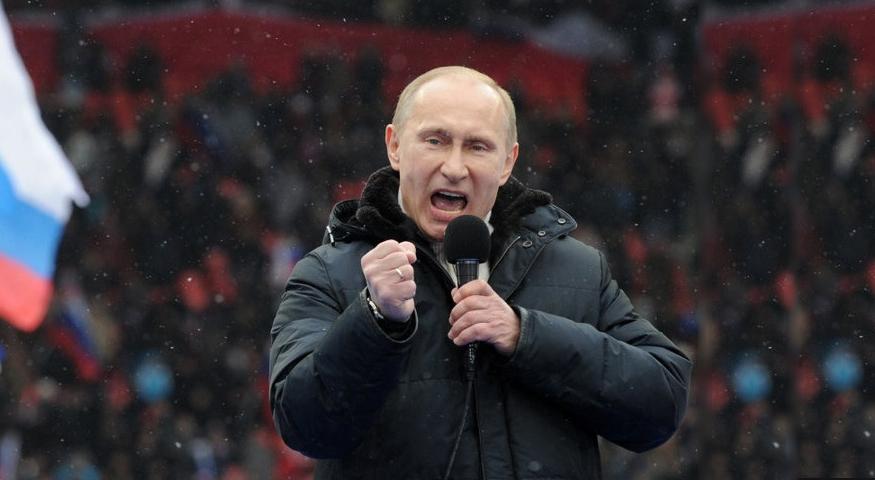 """Putin: """"În următorul mandat, mi-am propus să ajung mai bogat decât Dragnea lucrând doar la stat!"""""""