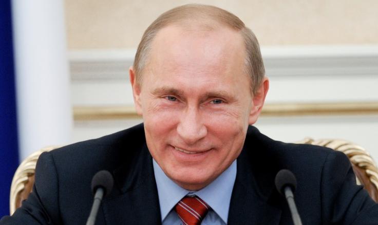 """Putin, sfat  pentru români: """"Nu cheltuiți pe autostrăzi! Șenilele nostre merg pe orice teren!"""""""