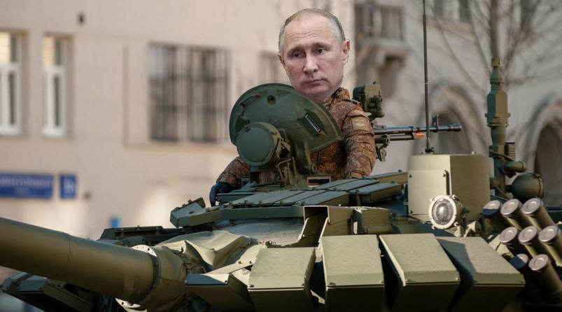 """Putin explică de ce nu poate ocupa România: """"N-avem noi tancuri pentru gropile lor din asfalt!"""""""