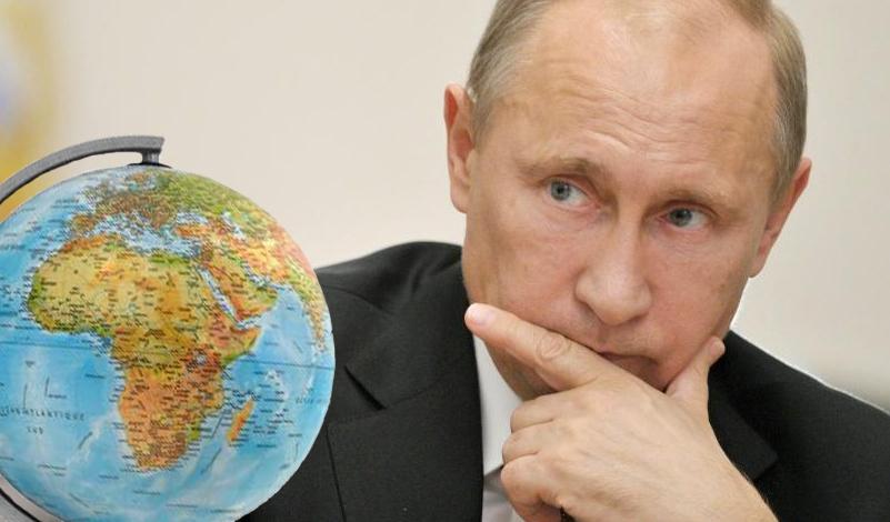 Azi e Ziua Pământului. Putin nu știe ce să-i ia: Ucraina sau România?