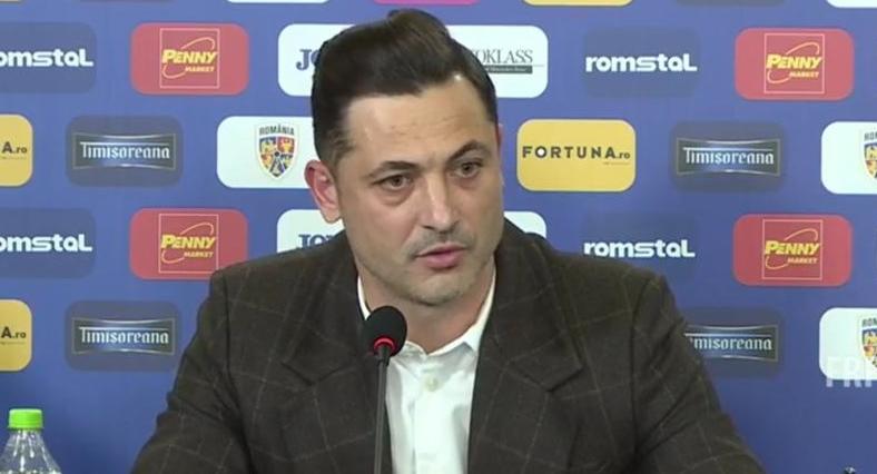 """Rădoi nu înțelege de ce nu merge echipa: """"Am convocat doar jucători de la cluburi mari: Nuba, BOA…"""""""