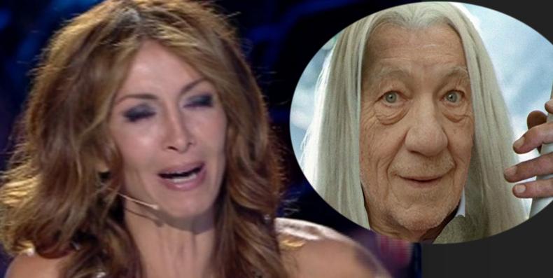 Mihaela Rădulescu îl știe pe Gandalf dinainte să aibă barbă!