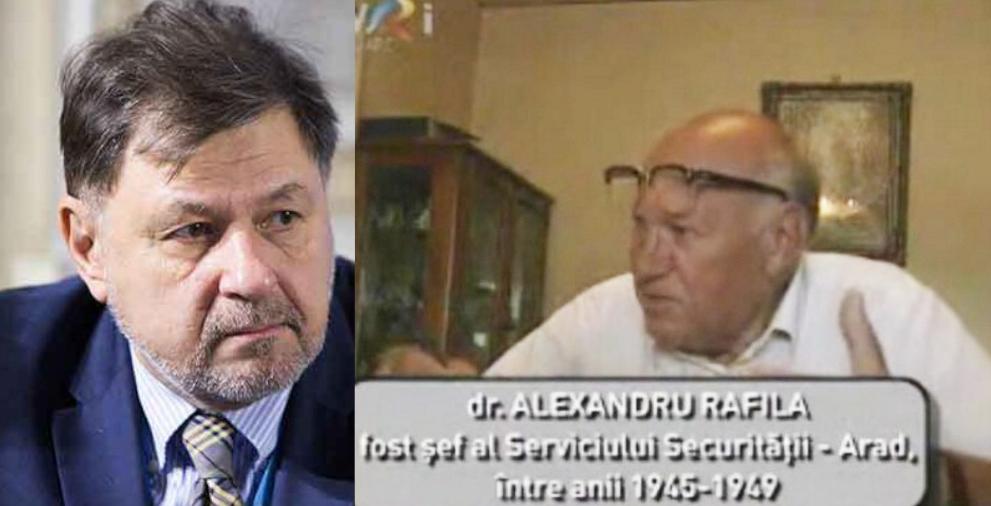 Dr. Alexandru Rafila, şeful Securității Arad între 1948-1949. A executat 27 de țărani. Sperăm să nu aflăm că şi ăsta avotat în '90cu Rațiu!