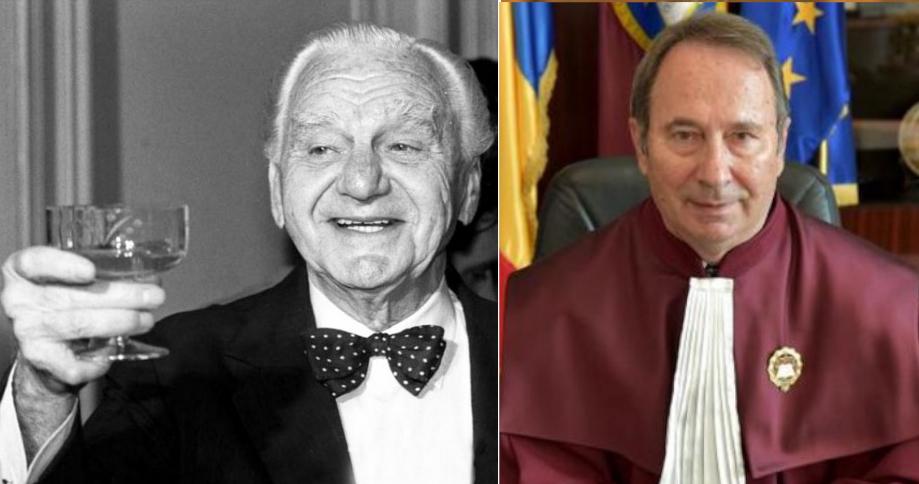 Dacă în '90 îl alegeam pe Rațiu, Dorneanu spăla acum la kur un bătrâneldin Germania cu pensie de 2000 de euro!