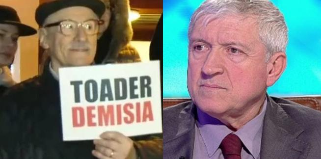 A nu se uita: cand Victor Rebengiuc era la protest, Mircea Diaconu era la Antena3.Cam la fel a fost și în 1989!